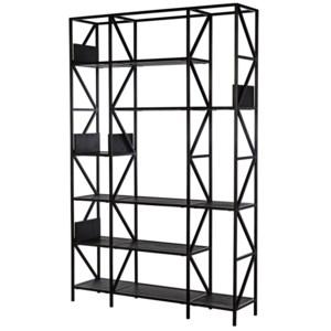 Industrialist Bookcase