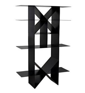 """""""X"""" Bookcase"""
