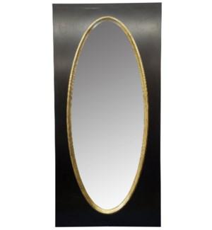 Golden Egg Mirror