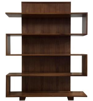 Berkeley Bookcase, Walnut