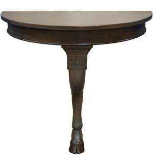 Centaur Demi Lune Table