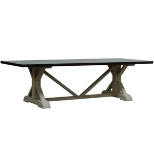 Andreas Dining Table, 8 ft