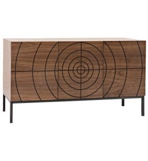 Bullseye sideboard