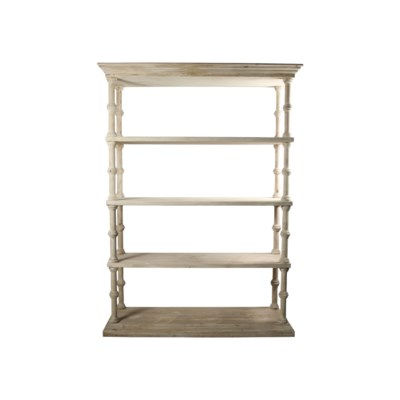 Reclaimed Lumber Roman Bookcase