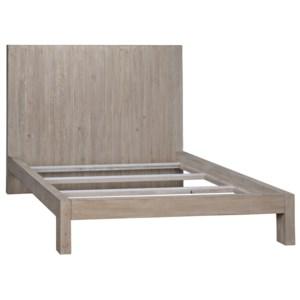 Reclaimed Lumber Bed, Cal King