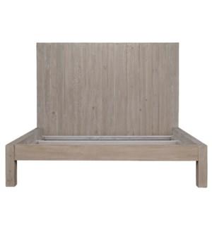 Reclaimed Lumber Bed, Eastern King