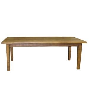 Reclaimed Lumber Farm Dining Table