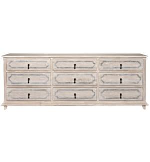 Livingston 9-Drawer Dresser
