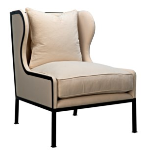 Allende Chair Metal Frame