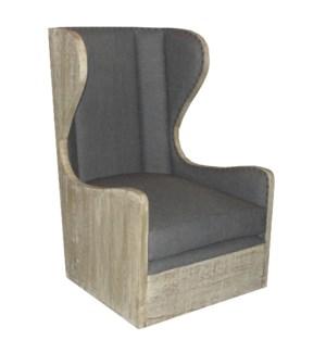 Sophia Chair Reclaimed Lumber Frame