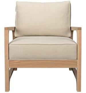 Alexandra chair Oak Frame