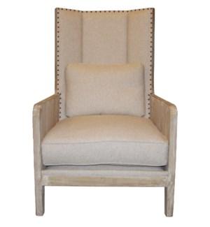 Megan chair Reclaimed Lumber Frame