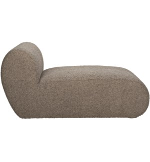 Marshmallow chaise-lounge