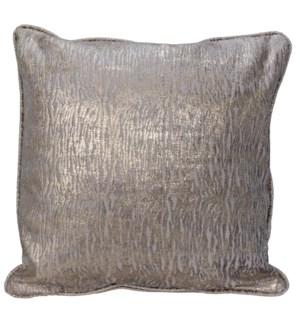 Plain Pillow - Grade D Fabric, 22 x 22