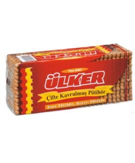 Ulker Dbl Rst Tea Biscuit 16/175 gr