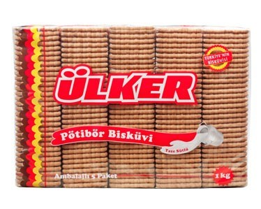 Ulker Tea Biscuit 5/1 kg