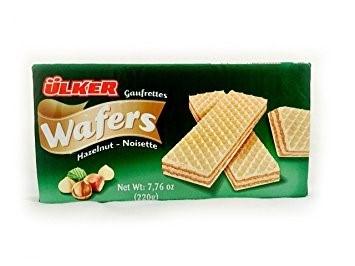 Ulker Delux Hazelnut Wafer 12/220 gr