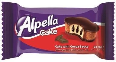 Alpella Cocoa Cream Cake 24/50 gr