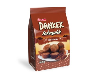 Ulker Dankek Cocoa Cake 8/180 gr