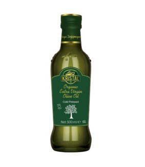 Kristal Organic Ex.Virgin Olive Oil 6/750 ml