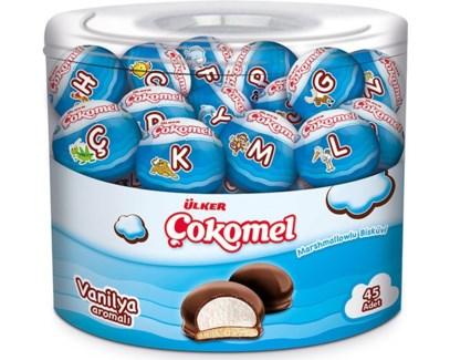 Ulker Cokomel Marshmellow 6x45/12 gr