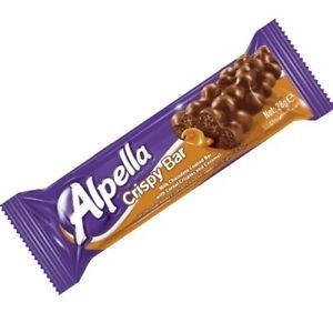Alpella Crispy Rice Wafer 24/32 gr