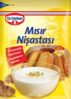 Dr. Oetker Corn Starch (Misir Nis.) 12/150 gr