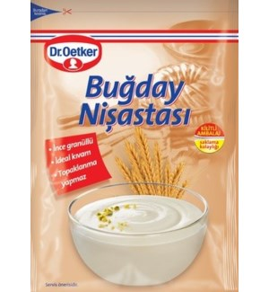 Dr. Oetker Wheat Starch (Bugd. Nis.) 12/150 gr