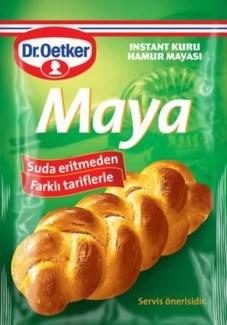 Dr Oetker Instant Yeast (Kuru Maya) 12/30 gr