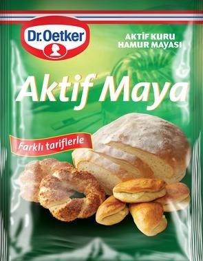 Dr. Oetker Active Yeast (Maya) 16/90 gr