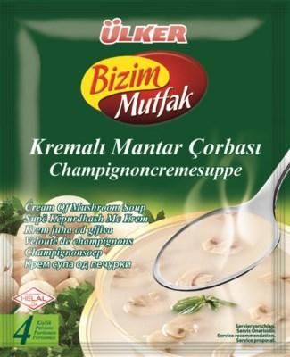 Ulker Cream of Mushroom Soup 12/65 gr