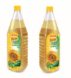 Ulker Sunflower Oil 9/2 lt