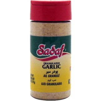 Garlic Granulated 12/3 oz