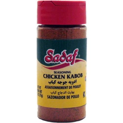 Chicken Kabob Seasoning 12/3 oz