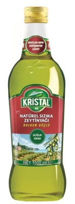 Kristal Extra Virgin Olive Oil (Rich & Intense) 6/750 ml