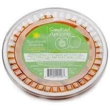 Dried Turkish Apricots 24/340 gr