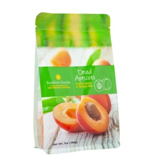 Dried Apricots Pillow Pack 24/7 oz