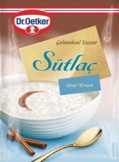 Dr. Oetker Rice Pudding (Sutlac) 24/155 gr