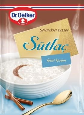 Dr. Oetker Rice Pudding (Sutlac) 24/155 gr