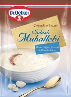 Dr. Oetker Sakizli Muhallebi 24/150 gr