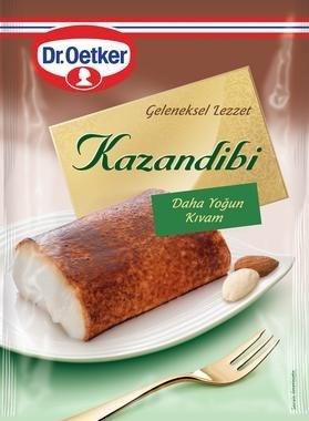 Dr. Oetker Kazandibi 24/165 gr