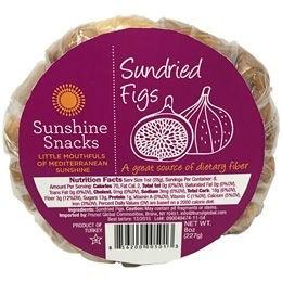 Dried Turkish Figs Garland (round) 48/8 oz