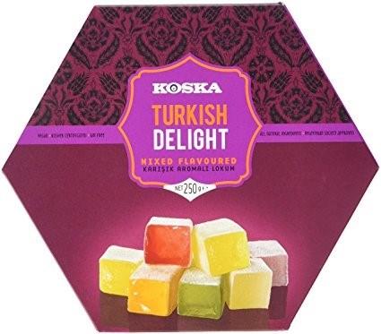 Koska Mixed Flavor Delight 12/250 gr