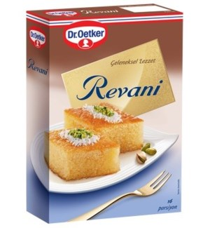 Dr. Oetker Revani Dessert 8/500 gr