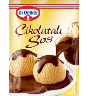 Dr. Oetker Cikolata Sosu 24/128 gr