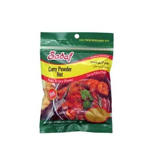 Curry Powder Hot 12/4 oz