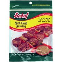 Shish Kabob Seasoning 12/1 oz