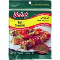 Fish Seasoning 12/1 oz