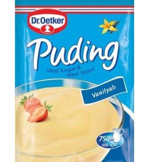 Dr. Oetker Vanilla Pudding (Vanilyali) 24/125 gr