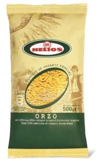 Helios Orzo Organic 12/500 gr